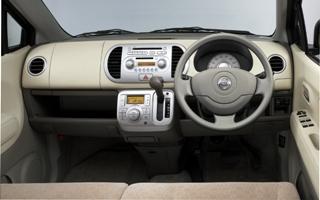 Nissan Fairlady Z >> Nissan Moco(2nd)