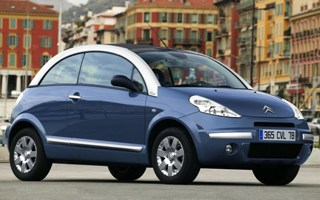 Citroen C3 Pluriel(1st) Photo