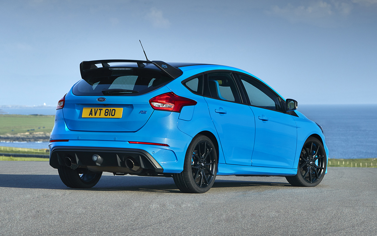 Ford Focus Rs(3rd)